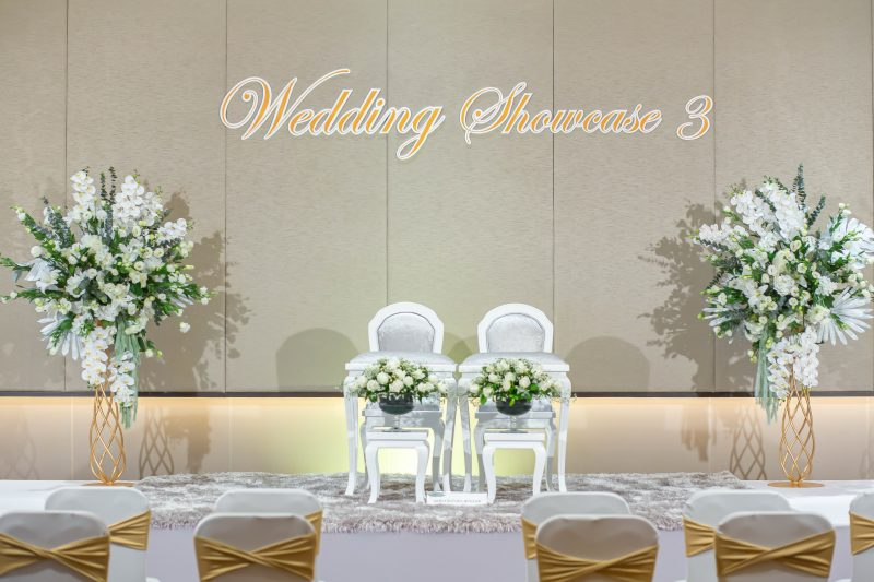 TK. Palace Hotel & Convention : 婚礼